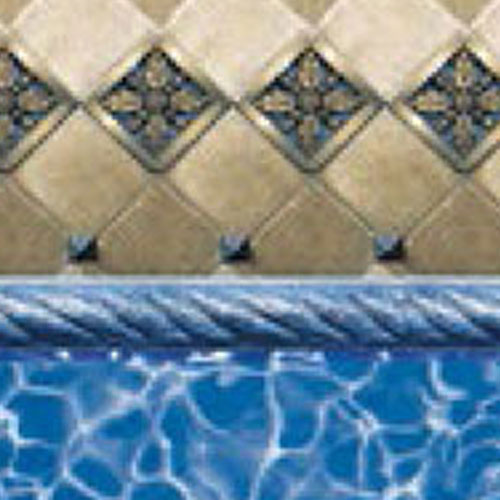 Above Ground Vinyl Pool Linear Royal Heritage Prism