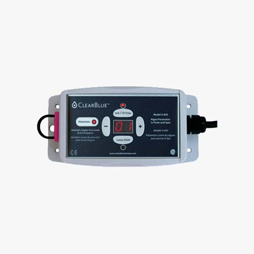 In-Ground Vinyl Pool Linear Ionizer A-850
