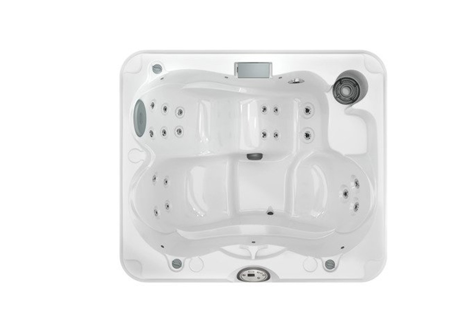 Pool and Spa Superstore Jacuzzi J-215 Lounge Classic Hot Tub