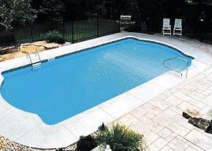 Pioneer Double Roman Pool Product