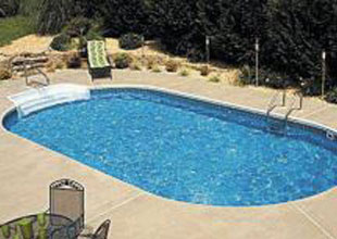 Pioneer Oval Pool Product