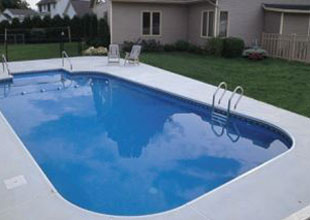 Pioneer Rectangle Pool Product
