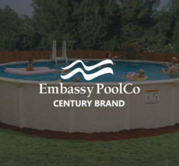 Pool and Spa Superstore Embassy PoolCo Century Brand