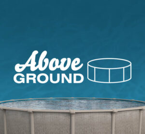 Above Ground Pools Logo| Pool and Spa Superstore Inc.