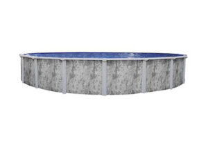 Above Ground Pools Ponderosa GLX model | Pool and Spa Superstore Inc.