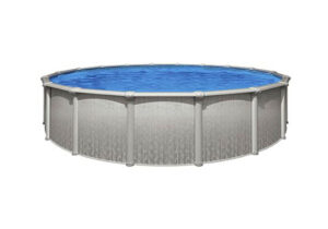 Above Ground Pools Saratoga model   Pool and Spa Superstore Inc.
