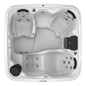 DreamMaker Spas Cabana 2500l overhead | Pool and Spa Superstore Inc.