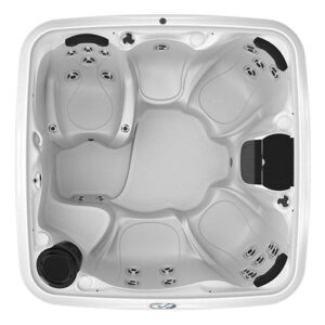 DreamMaker Spas Cabana 2500s overhead   Pool and Spa Superstore Inc.