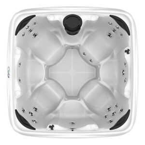 DreamMaker Spas Crossover 730s overhead | Pool and Spa Superstore Inc.