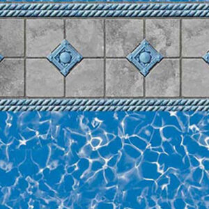 Stonebraid / Royal Prism | Latham vinyl in-ground pool liner | Pool and Spa Superstore Inc.