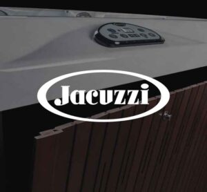 Jacuzzi logo spas and hot tub image | Pool and Spa Superstore Inc.