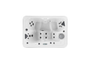 Marquis Spas Celebrity The Nashville Hot Tub overhead | Pool and Spa Superstore Inc.