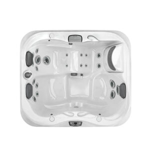 Jacuzzi J-315 Comfort Hot Tub with Lounge overhead   Pool and Spa Superstore Inc.