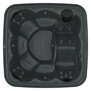 DreamMaker Spas Stonehenge Odyssey overhead | Pool and Spa Superstore Inc.