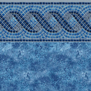 Gulf Breeze | Tara vinyl in-ground pool liner | Pool and Spa Superstore Inc.